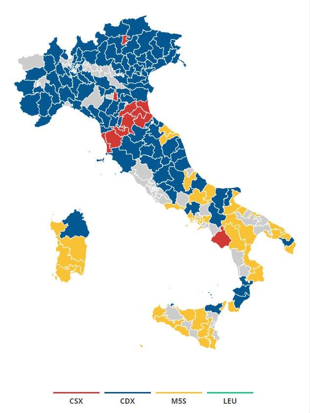 Италия между политическа опера буфа и триумф на популизма 2