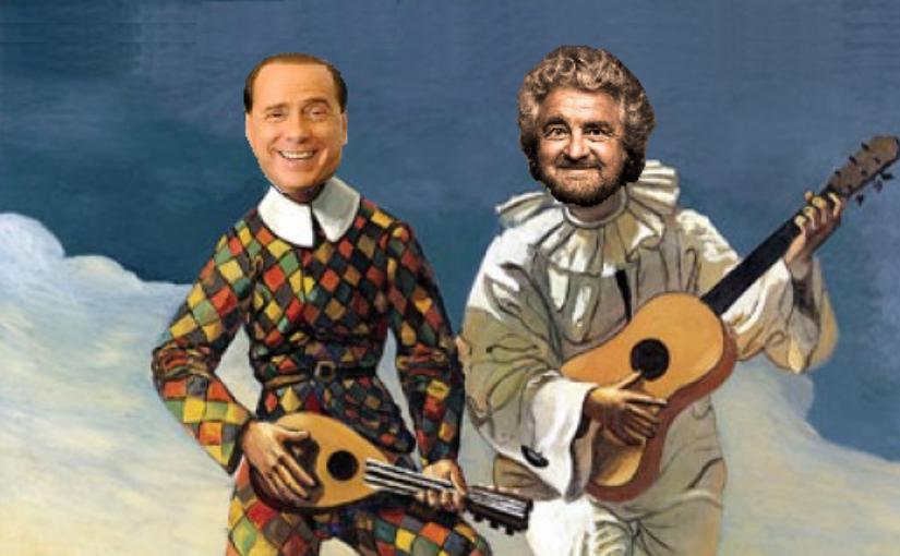 Италия между политическата опера буфа и триумф на популизма